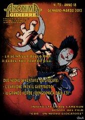 Anonima Gidierre n°75 - Gennaio/Marzo 2012