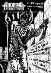 Anonima Gidierre n°49 - Luglio/Settembre 2005 - Disegno di Lys