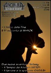 Anonima Gidierre n°76 - Aprile/Giugno 2012