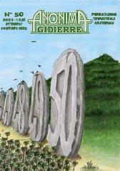 Anonima Gidierre n°50 - Ottobre/Dicembre 2005 - Disegno di Lys