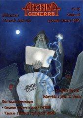Anonima Gidierre n°67 - Gennaio/Marzo 2010 - Disegno di Andrea Barozzini