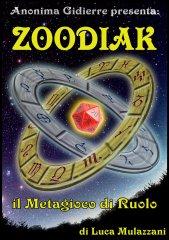 Zoodiak - Il metagioco di ruolo - Elaborazione copertina di Max