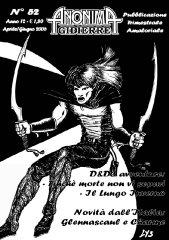 Anonima Gidierre n°52 - Aprile/Giugno 2006 - Disegno di Lys