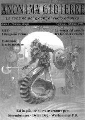 Anonima Gidierre n°5 – Gennaio/Febbraio 1996