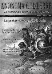 Anonima Gidierre n°6 – Marzo/Aprile 1996
