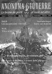 Anonima Gidierre n°8 – Settembre/Ottobre 1996