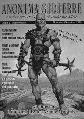 Anonima Gidierre n°9 – Novembre/Dicembre 1996