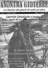 Anonima Gidierre n°11 – Marzo/Aprile 1997