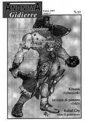 Anonima Gidierre n° 12 (11bis) – Estate 1997