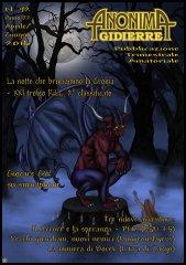 Anonima Gidierre n°92 - Aprile/Giugno 2016