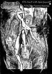 Anonima Gidierre n°56 - Aprile/Giugno 2007 - Disegno di Giorgio Borroni