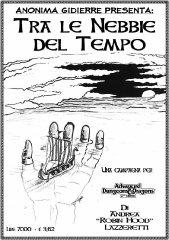 Speciale TRA LE NEBBIE DEL TEMPO - Disegno di Panaiotis