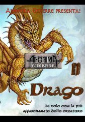 Speciale IL DRAGO - Disegno di Bruno Farinelli