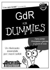 Speciale GDR FOR DUMMIES - Copertina di El Campero