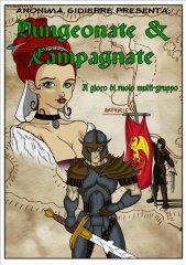 Speciale DUNGEONATE & CAMPAGNATE (Boxed set) - Disegno di Max